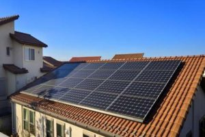 震災に強い太陽光発電システム